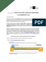 Instructivo Carga de Condiciones (1)