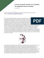 Foucault y Las Enfermeras