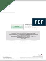 Caracterizacion Morfologia de M.fijiensis