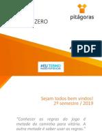 Aula 0 - Regras Gerais - 2019 2