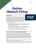 Distribution (Weibull) Fitting.pdf