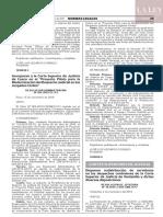 Res. Adm. N° 454-2019-CE-PJ