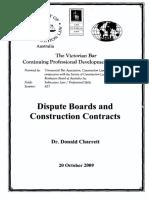 dispute board australia.pdf