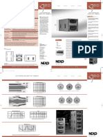 Nexo GEO CD18 Brochure