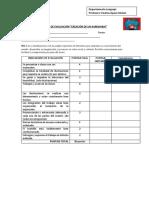 Pauta de Evaluacion Trabajo Practico Creacion KAMISHIBAI