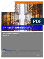 Non-Medical UW Guidebook