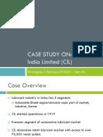 258353345 Case Study on Castrol India Ltd
