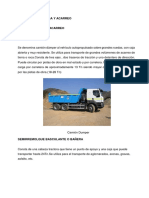 Camion Concluciones y Recomendaciones