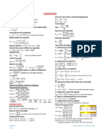 Formulario de Geodesia