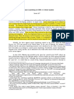 12. Anti-money Laundering Act 2010- A Critical Analysis 0