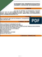 PS-P-52 DESENERGIZACION ELECTRICA, DESMANTELAMIENTO  E INSTALACIÓN  DE ACCESORIOS ELECTRICOS.xlsx
