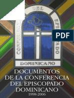 CED Cartas Pastorales 1998-2006