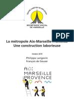 La Metropole AMP Une Construction Laborieuse