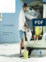 Manual Do Segurado Zurich Auto Verso Fevereiro 2017