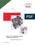 Manual Motores 2.0 L110 KW Audi