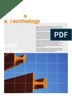 Aconex Features Technology Brochure