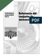Instrucciones PLC 5