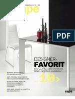 Sapa Group - Shape Magazine Germany 2010 # 2 - Aluminium