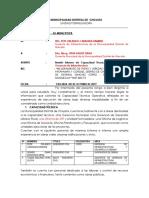 Informe Nº 040
