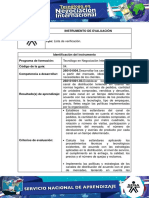 IE Evidencia 3 Estudio de Caso Estandares Para Seleccion de C