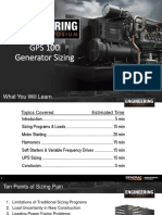 GPS100 Engineering Symposium