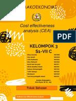 FARMAKOEKONOMI CEA KEL 3.pptx