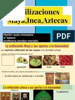 Maya Inca Azteca