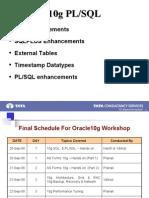 Oracle 9i & 10g Enhancements