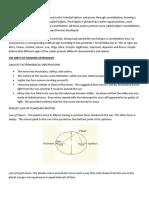 Zodiacs Modern Astronomy and Kinematics