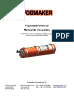 8010-007 Manual de Instalación 2011-3