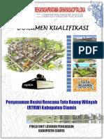 Dok.pq RTRW Ciamis - PT.rekayasa