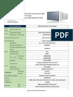 Aopen Display Dsd32 Spec Sheet
