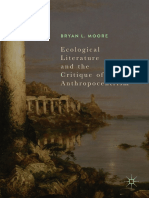 Bryan L. Moore (Auth.) - Ecological Literature and the Critique of Anthropocentrism-Palgrave Macmillan (2017) (1)