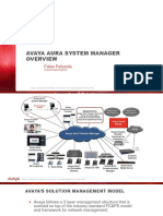 Avaya Aura System Manager Overview2