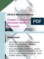 Elementary Keynesian Model(1)-two sector-SV.ppt