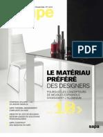 Sapa Group - Shape Magazine France 2010 # 2 - Aluminium