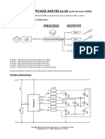 Dé Électronique PICAXE AXE105 en Kit (Code Go Tronic 25306)