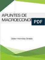 Apuntes de Macroeconomia