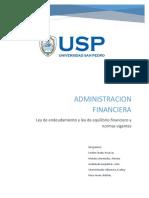 La Administración Financiera Gubernamental
