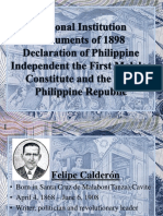 National Institution Documents of 1989 Declaration of Philippine.pptx