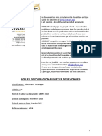 2012 Formation en Savonnerie Au Burundi