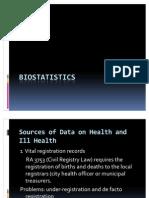 Bio Statistics Power Point
