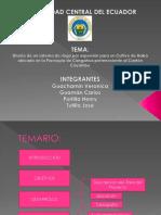 Presentación RIEGO HABA
