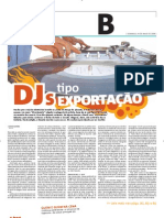Claudio Manoel Gazeta Alagoas Dj DJs