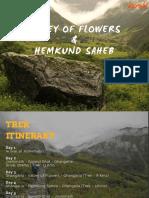 Valley of Flowers Package