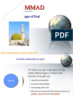 Prophet Muhammad and You