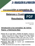 07-Cl-Introduccion Al Concepto de Balances y Contabilidad-110426