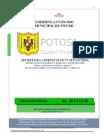 Dbc Embovedado Villa San Marcos Multidistrital