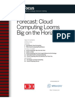 Cloud Computing Focus Guide