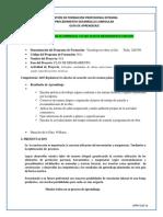 Guia de Aprendizaje 001 Plan de Mejoramiento